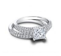 Jeff Cooper  RP1601PR Engagement Ring