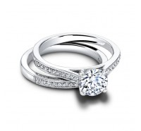 Jeff Cooper  RP1602RD Engagement Ring