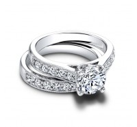 Jeff Cooper  RP1603RD Engagement Ring