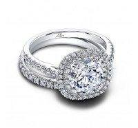 Jeff Cooper  RP1612RD Engagement Ring