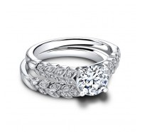 Jeff Cooper  RP1620 Engagement Ring
