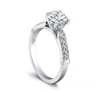 Jeff Cooper  RP1622RD Engagement Ring