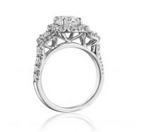 Henri Daussi  ACMB Engagement Ring