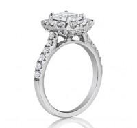 Henri Daussi  ADU Engagement Ring