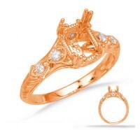 Genesis Designs  7775 Engagement Ring