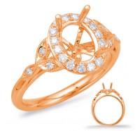 Genesis Designs  7930 Engagement Ring