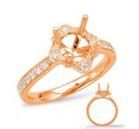 Genesis Designs  7947 Engagement Ring