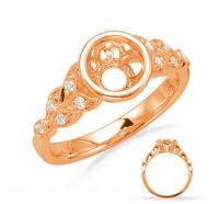 Genesis Designs  7958 Engagement Ring
