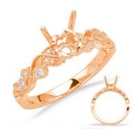 Genesis Designs  8036 Engagement Ring