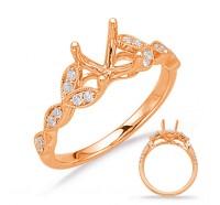 Genesis Designs  8048 Engagement Ring