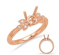 Genesis Designs  8050 Engagement Ring