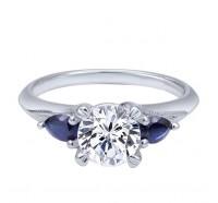 Genesis Designs  ER10905 Engagement Ring