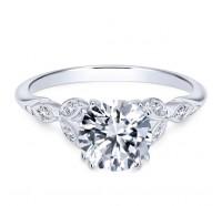 Genesis Designs  ER11721 Engagement Ring