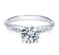 Genesis Designs  ER11749 Engagement Ring