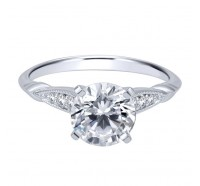 Genesis Designs  ER11826 Engagement Ring