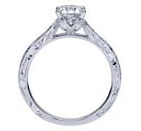 Genesis Designs  W-ER8845 Engagement Ring