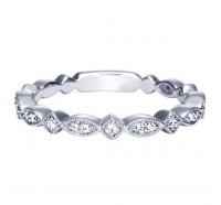 Genesis Designs  WB4169 Wedding Ring
