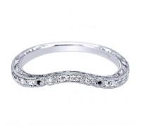 Genesis Designs  WB6514 Wedding Ring