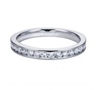 Genesis Designs  WB6688 Wedding Ring