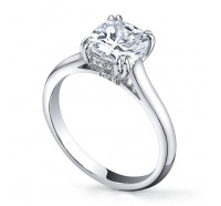 Classic Solitaire  Gen1007 Engagement Ring