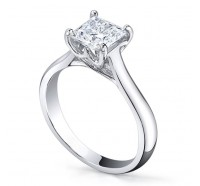 Classic Solitaire  Gen1019 Engagement Ring