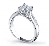Classic Solitaire  Gen107 Engagement Ring
