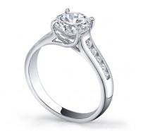 Classic Solitaire  Gen109 Engagement Ring