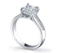 Classic Solitaire  Gen110 Engagement Ring