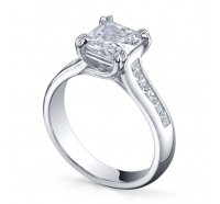 Classic Solitaire  Gen112 Engagement Ring