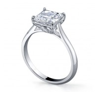 Classic Solitaire  Gen1505 Engagement Ring