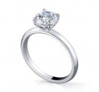 Classic Solitaire  Gen1532 Engagement Ring