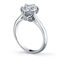 Classic Solitaire  Gen191 Engagement Ring