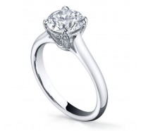 Classic Solitaire  Gen280 Engagement Ring