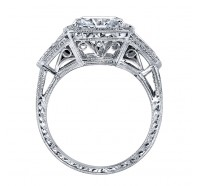 Red Carpet  Gen6214 Engagement Ring