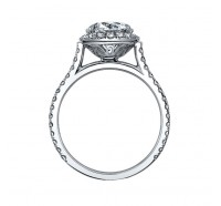 Red Carpet  Gen6622 Engagement Ring