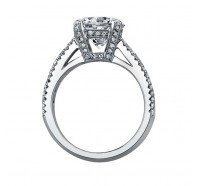 Red Carpet  Gen6623 Engagement Ring