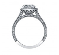 Red Carpet  Gen6746 Engagement Ring