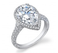 Red Carpet  Gen6768 Engagement Ring