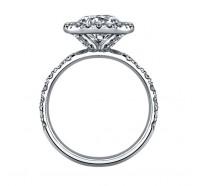 Red Carpet  Gen6870 Engagement Ring