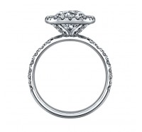 Red Carpet  Gen6870 Engagement Ring
