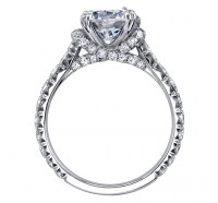Red Carpet  Gen6895 Engagement Ring