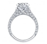 Red Carpet  Gen7038 Engagement Ring
