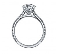 Red Carpet  Gen7276 Engagement Ring