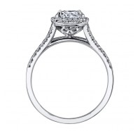 Red Carpet  Gen7601 Engagement Ring