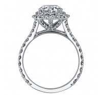Red Carpet  Gen7774 Engagement Ring