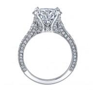 Red Carpet  Gen9017RD Engagement Ring