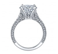 Red Carpet  Gen9017RD Engagement Ring