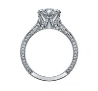 Red Carpet  Gen9017 Engagement Ring