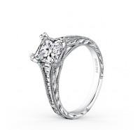Kirk Kara  K1151DC-R Engagement Ring
