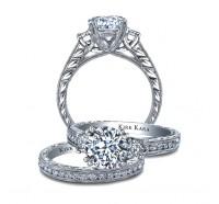 Kirk Kara  K1370DE-R Engagement Ring